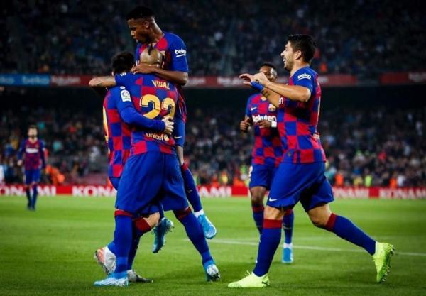 دیدار بارسلونا و وایادولید,اخبار فوتبال,خبرهای فوتبال,اخبار فوتبال جهان