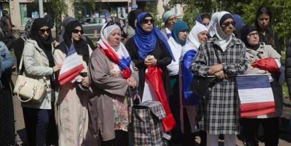 لایحه ضدحجاب در مجلس سنا فرانسه,اخبار سیاسی,خبرهای سیاسی,اخبار بین الملل