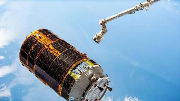 جدایی فضاپیمای ژاپنی از ایستگاه فضایی بینالمللی,اخبار علمی,خبرهای علمی,نجوم و فضا