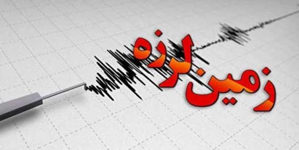 زلزله در گلپایگان,اخبار حوادث,خبرهای حوادث,حوادث طبیعی