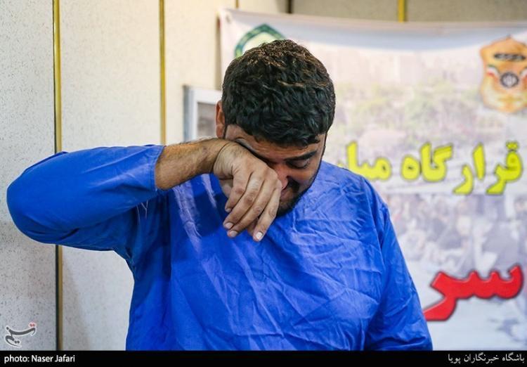 عکسهای سارقان مامورنما,تصاویر دستگیری سارقان مامورنما,تصویری از متهمان مامورنما