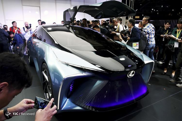 تصاویر نمایشگاه خودرو توکیو ۲۰۱۹,عکس های نمایشگاه خودرو توکیو ۲۰۱۹,تصاویر برترین نمایشگاههای خودرو در جهان