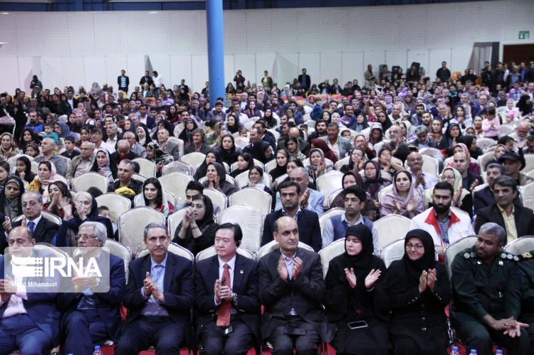 تصاویر سیزدهمین جشنواره بینالمللی فرهنگ و اقوام,عکس های مراسم فرهنگ و اقوام,تصاویر مراسم در استان گلستان