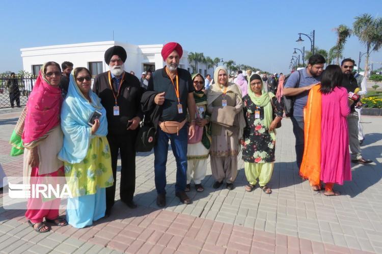 تصاویر گذرگاه مرزی جدید کرتاپور,عکس های مرز میان پاکستان و هند,تصاویر عمرانخان