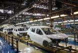 وضعیت تولید خودرو در ایران,اخبار اقتصادی,خبرهای اقتصادی,صنعت و معدن