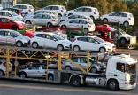 آمار خودروهای خارجی در گمرک,اخبار خودرو,خبرهای خودرو,بازار خودرو