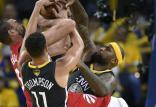 رقابت های لیگ بسکتبال NBA,اخبار ورزشی,خبرهای ورزشی,والیبال و بسکتبال