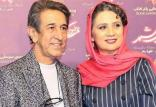 مجید اوجی و فلورا سام,اخبار هنرمندان,خبرهای هنرمندان,اخبار بازیگران