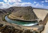 سد زاینده رود,اخبار اقتصادی,خبرهای اقتصادی,نفت و انرژی