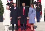 دونالد ترامپ و اردوغان,اخبار سیاسی,خبرهای سیاسی,خاورمیانه