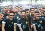 دیدار تیم ملی برزیل و آرژانتین در سوپرکلاسیکو,اخبار فوتبال,خبرهای فوتبال,اخبار فوتبال جهان