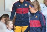 تیم زنان بارسلونا و رئال مادرید,اخبار ورزشی,خبرهای ورزشی,ورزش بانوان