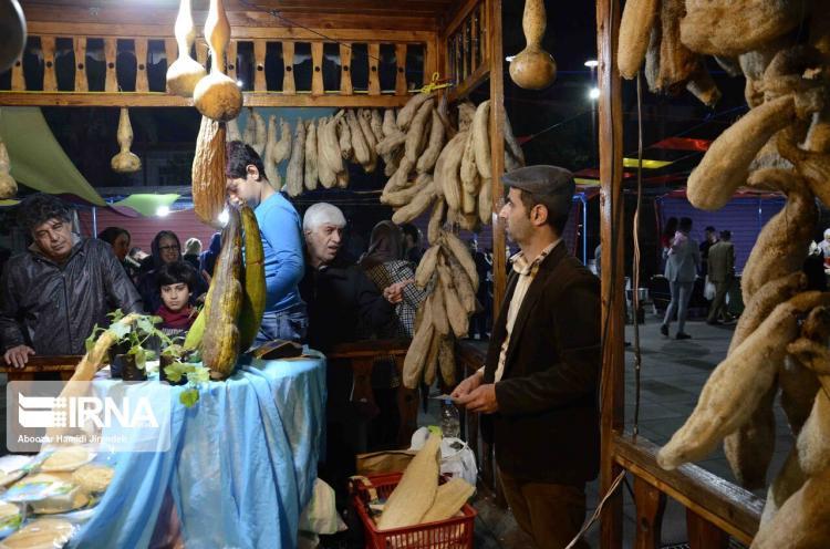 تصاویر جشنواره کدو در رشت,عکس های مراسم در رشت,تصاویر آداب و رسوم در رشت