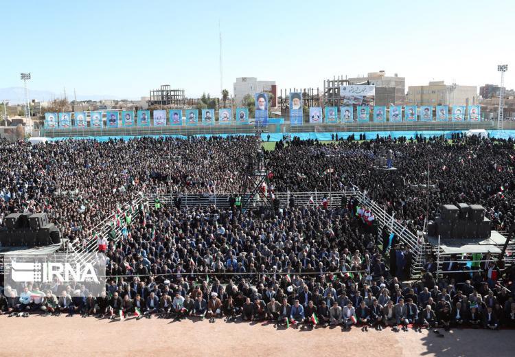 تصاویر سفر حسن روحانی به رفسنجان,عکس های سفر حسن روحانی به رفسنجان,تصاویر رئیس جمهور کشور