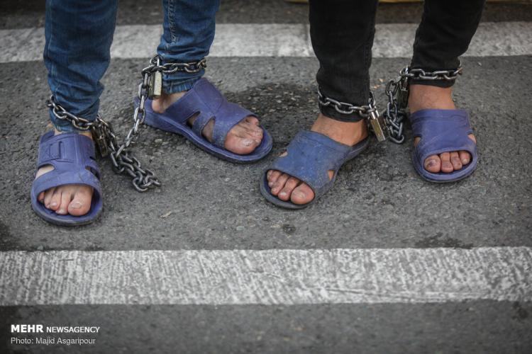 تصاویر دستگیری سارقان تهران,عکس های دستگیری سارقان تهران,تصاویرمأموران پلیس امنیت