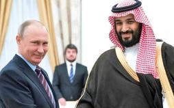 محمد بن سلمان و ولادیمیر پوتین,اخبار اقتصادی,خبرهای اقتصادی,نفت و انرژی