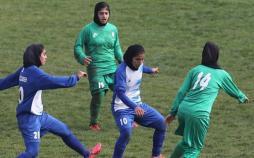 هفته ششم لیگ برتر فوتبال بانوان,اخبار ورزشی,خبرهای ورزشی,ورزش بانوان