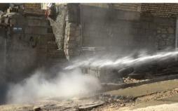 انفجار در مجتمع ذوب آهن هرسین,کار و کارگر,اخبار کار و کارگر,حوادث کار