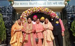 تصاویر سالروز تولد گورو نانک,عکس های مراسم بنیانگذار مذهب سیک,تصاویر مراسم مذهبی