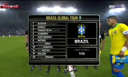 فیلم/ خلاصه دیدار تیم ملی برزیل 0-1 آرژانتین (سوپرکلاسیکو)