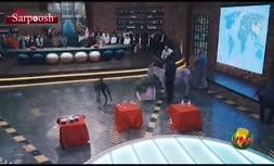 فیلم/ دوشیدن شیر الاغ در برنامه تلویزیونی!