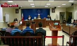 فیلم/ هشدار قاضی به متهمان فراری بانک ملت و پارسیان