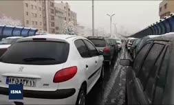 ویدئو / اعتراض و ناآرامی در پی افزایش قیمت بنزین