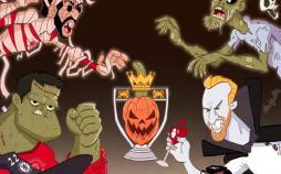 کارتون چهرههای شاخص لیگ برتر انگلیس,کاریکاتور,عکس کاریکاتور,کاریکاتور ورزشی