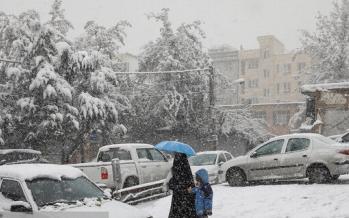 بارش برف در تهران,اخبار پزشکی,خبرهای پزشکی,بهداشت