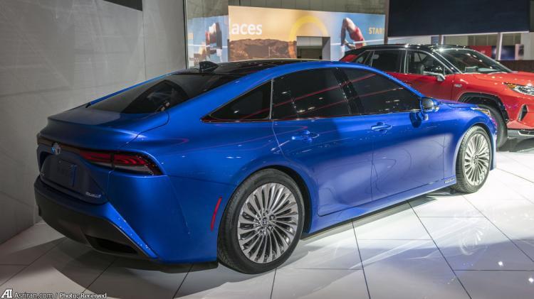 تصاویر نمایشگاهخودروی لس آنجلس 2019,عکس های نمایشگاهخودروی لس آنجلس 2019,تصاویر برترین خودروهای جهان