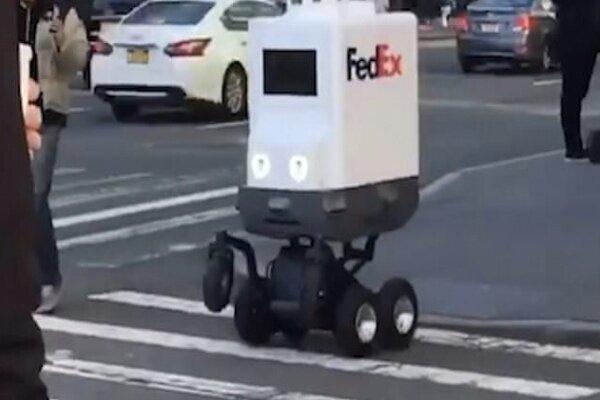 ربات پستچی,اخبار جالب,خبرهای جالب,خواندنی ها و دیدنی ها