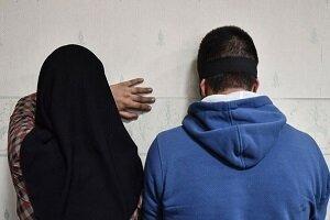 سارقان زن و مرد,اخبار حوادث,خبرهای حوادث,جرم و جنایت