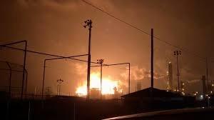 انفجار در کارخانه پتروشیمی تگزاس,کار و کارگر,اخبار کار و کارگر,حوادث کار
