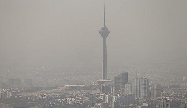 آلوده شدن هوای تهران,اخبار اجتماعی,خبرهای اجتماعی,محیط زیست