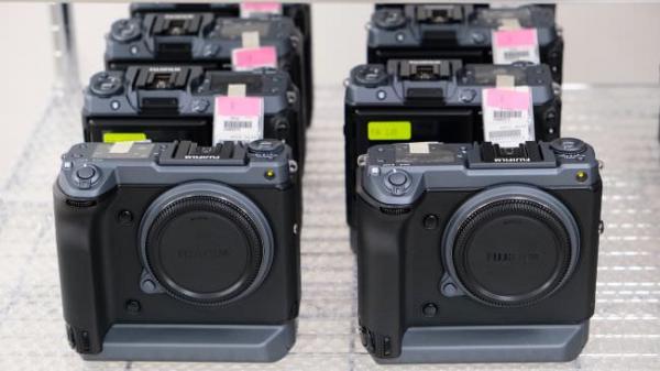 دوربین GFX 100,اخبار دیجیتال,خبرهای دیجیتال,گجت