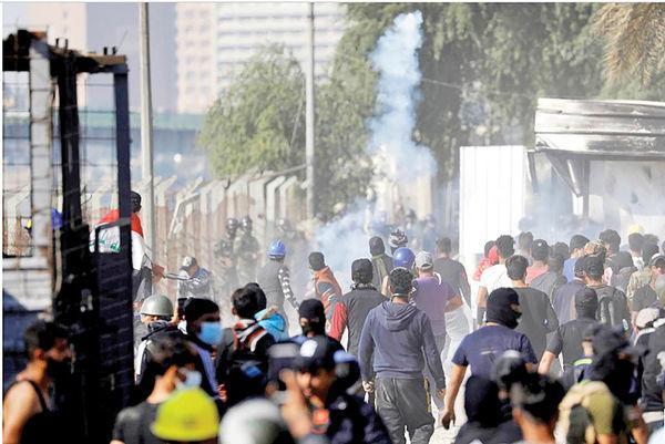 اعتراضات در عراق,اخبار سیاسی,خبرهای سیاسی,خاورمیانه