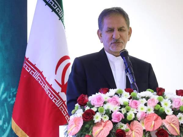 جهانگیری: امروز ایران در خطر است/ حتی دوستان نزدیک ایران هم جرات خرید نفت ما را ندارند