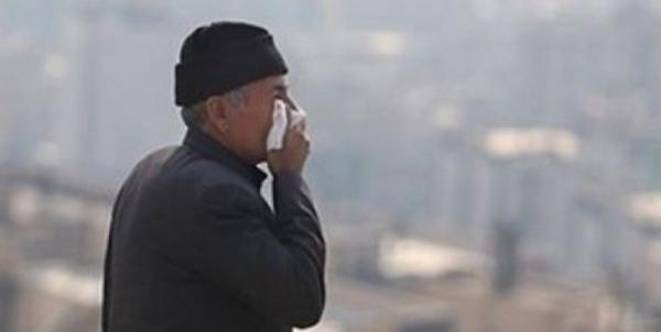 بوی نامطبوع در مناطق مرکزی شهر تهران,اخبار اجتماعی,خبرهای اجتماعی,شهر و روستا