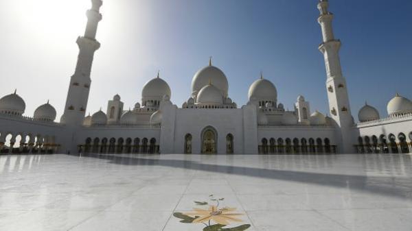 مسجد جامع شیخ زاید ابوظبی,اخبار جالب,خبرهای جالب,خواندنی ها و دیدنی ها