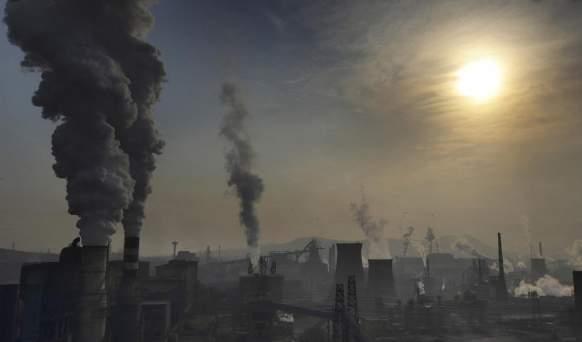 آلودگی هوا دراستان هبی چین,اخبار اجتماعی,خبرهای اجتماعی,محیط زیست