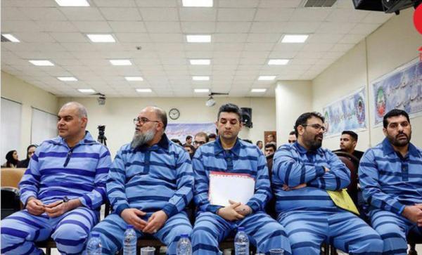 متهمان پرونده فساد ارزی,اخبار اجتماعی,خبرهای اجتماعی,حقوقی انتظامی