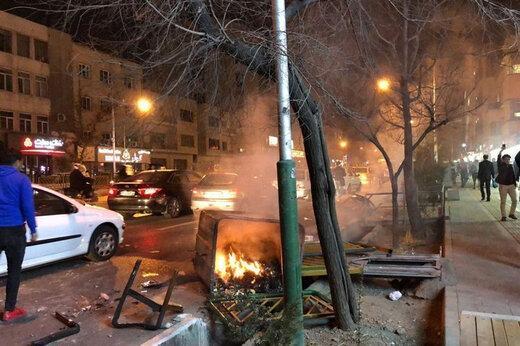 اعتراضات بنزینی در کشور,اخبار سیاسی,خبرهای سیاسی,اخبار سیاسی ایران