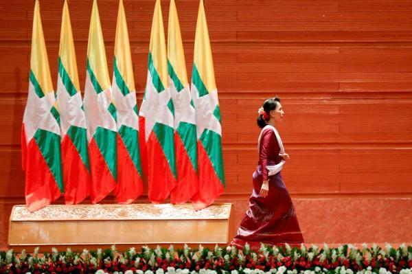 آنگ سان سوچی,اخبار سیاسی,خبرهای سیاسی,اخبار بین الملل