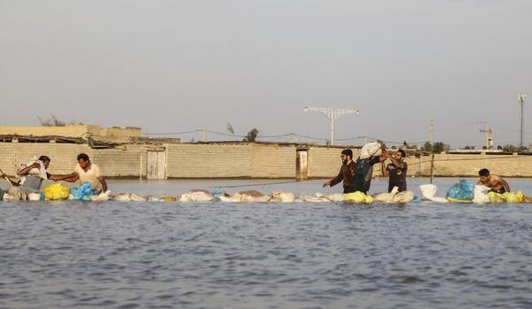 احتمال بروز سیلاب در خوزستان,اخبار اجتماعی,خبرهای اجتماعی,شهر و روستا