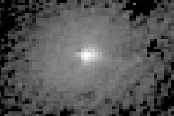 انفجار ستاره دنباله دار۴۶P/Wirtanen,اخبار علمی,خبرهای علمی,نجوم و فضا