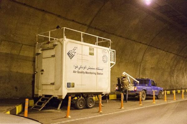 قطع برق تونل نیایش,اخبار اجتماعی,خبرهای اجتماعی,شهر و روستا