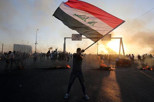تظاهرات گسترده در مناطق مختلف عراق,اخبار سیاسی,خبرهای سیاسی,خاورمیانه