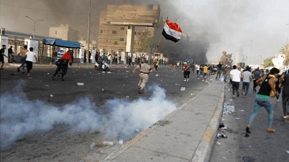 حادثه تیراندازی در بغداد,اخبار سیاسی,خبرهای سیاسی,خاورمیانه