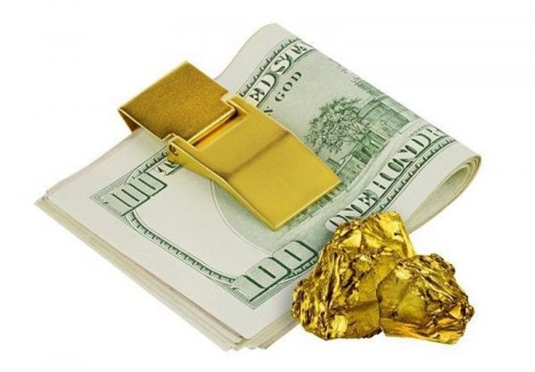 قیمت طلا و دلار