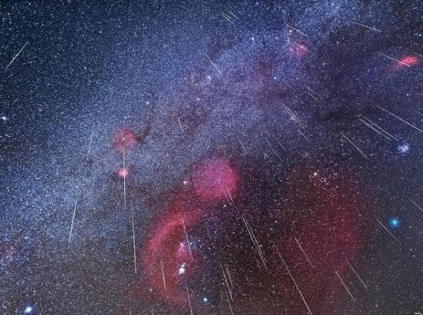 شهابباران پاییزی ۹۸,اخبار علمی,خبرهای علمی,نجوم و فضا